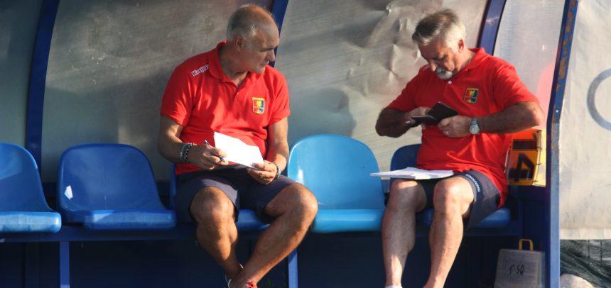 """Dianese&Golfo – Mister Bencardino commenta la vittoria con la Sanstevese:""""Stiamo facendo bene. Burdisso importante per la squadra"""""""