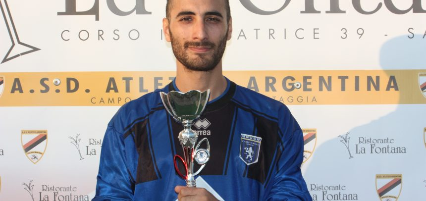 Ciro Di Donato Man of the Match di Atletico Argentina-Carlin's Boys 0-3