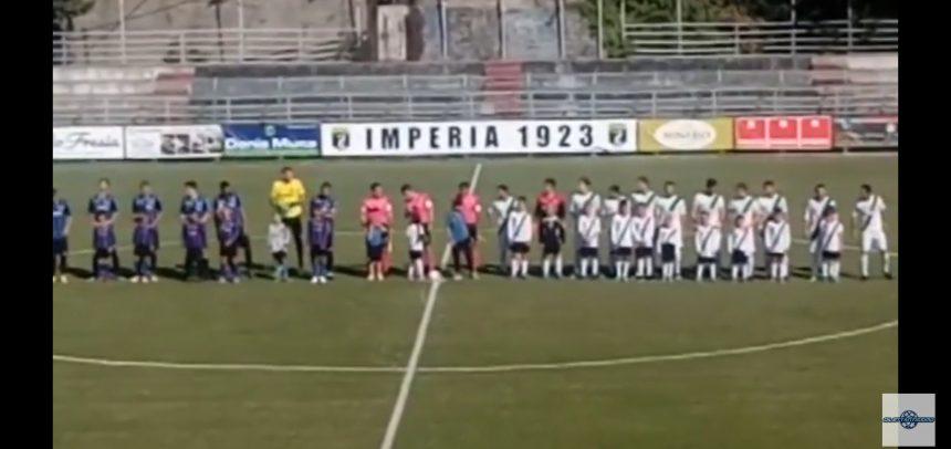 Gli Highlights di Imperia-Angelo Baiardo 2-0