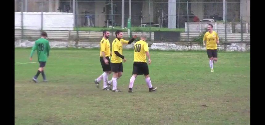 Atletico Argentina – L'eurogol di Alfredo Cariello contro il Legino B