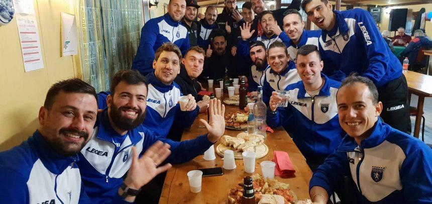La Carlin's Boys rifila un secco 3-0 al San Bartolomeo Calcio e festeggia il primato in classifica