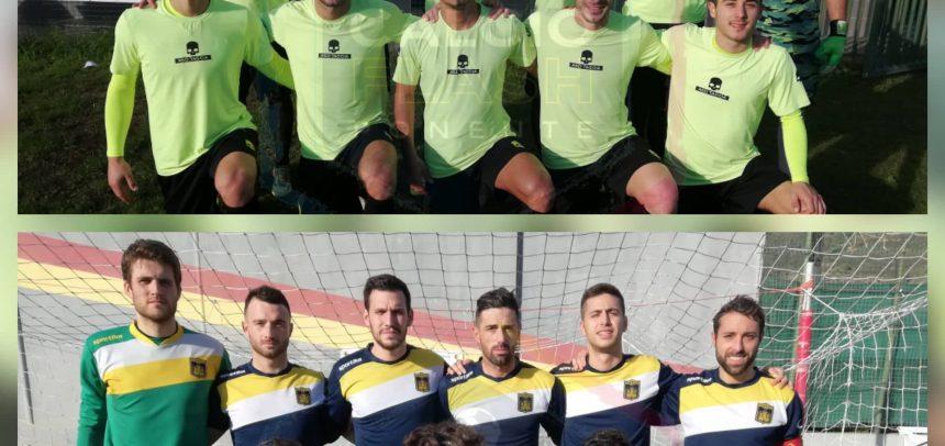 Gli Highlights di Taggia-Serra Riccò 1-2