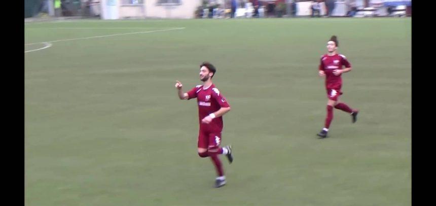 Ventimiglia, per Luca Sammartano solo una leggera distorsione al ginocchio: 2-3 settimane di stop