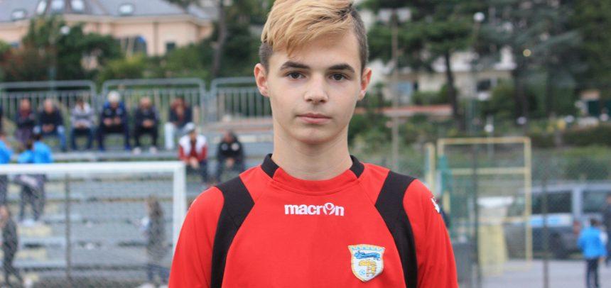 Domenico Moro convocato in Nazionale Under 15