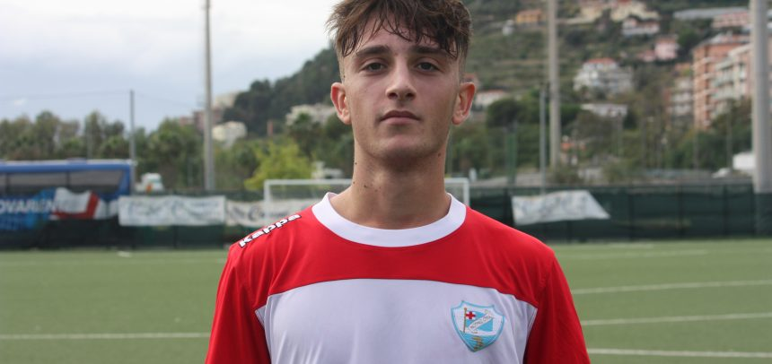 Allievi Regionali, Giacomo Latella è il Man of the Match di Sanremese-Campomorone Sant'Olcese 5-4