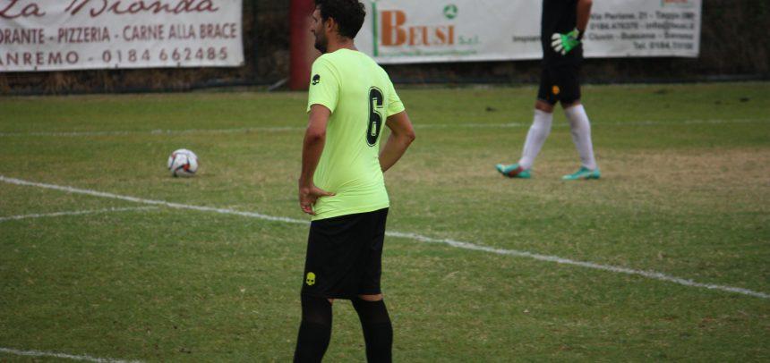Taggia, 4 giornate di squalifica a Luca Fiuzzi