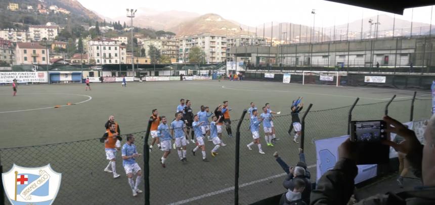 Gli Highlights di Ligorna-Sanremese 1-2