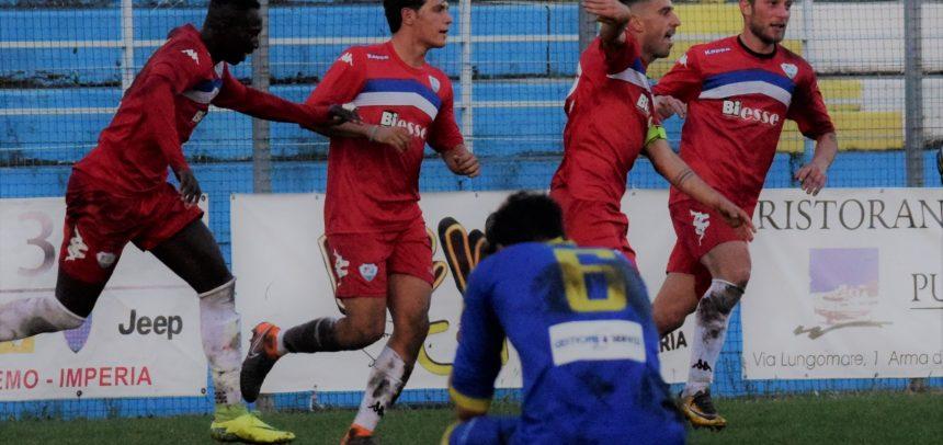 Gli Highlights di Sanremese-Borgaro Nobis 1-0