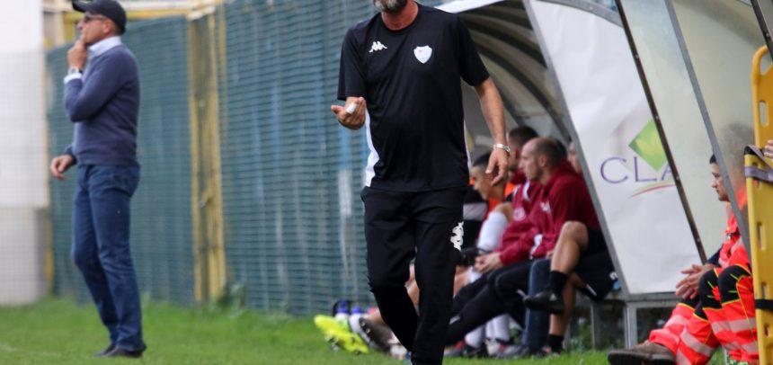 """Sanremese, mister Lupo dopo la sconfitta col Mantova:""""Partita equilibrata decisa da un episodio"""""""