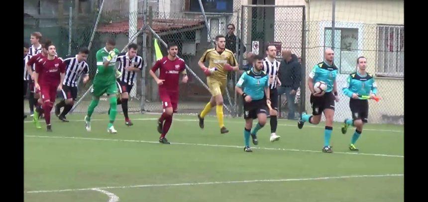 Gli Highlights di Ventimiglia-Albenga 1-1