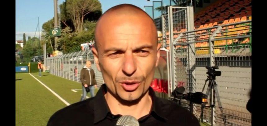 """Ospedaletti, Fabio Vignaroli 'tira le orecchie' al direttore sportivo Roberto Borgese:""""Dichiarazioni avventate, come sbagliano i giocatori, sbagliano anche gli arbitri"""""""