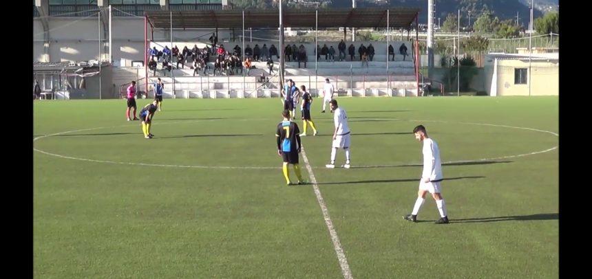 Gli Highlights di Ospedaletti – Varazze Don Bosco 2-0