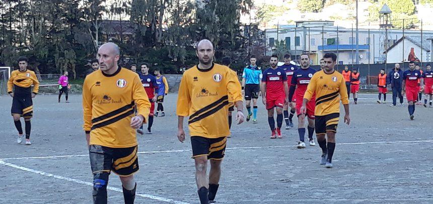 """Don Bosco Vallecrosia Intemelia, Andrea Giglio:""""Complimenti al Camporosso, una sconfitta che ci servirà"""""""