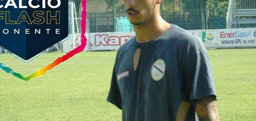 Calciomercato – Enrico Dominici lascia l'Alassio FC e firma per il Ceriale