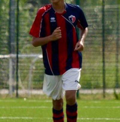 Vado, Alessio Gibertini convocato in Rappresentativa Nazionale Dilettanti Under 15