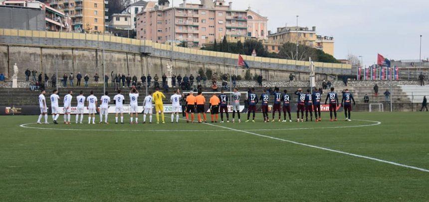 Gli Highlights dell'amichevole Genoa-Imperia 8-0