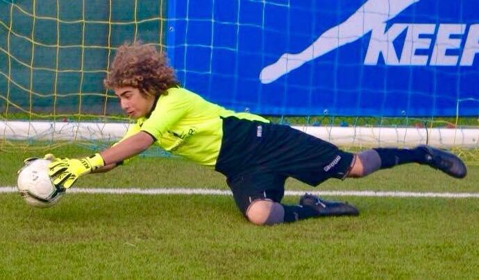 Allievi Regionali Fascia B, Riccardo Del Ferro è il Man of the Match di Sanremese-Sampierdarenese 2-1