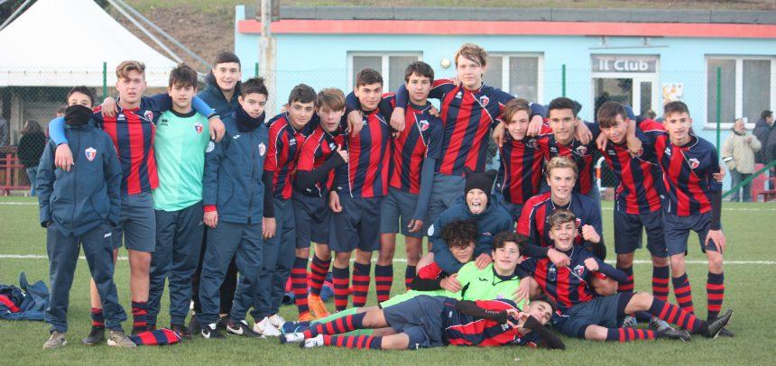 Giovanissimi Regionali, il Vado batte la Sanremese 2-0 e vola in testa alla classifica