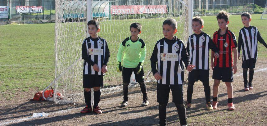 Atletico Argentina, successo senza precedenti per il torneo giovanile dell'8 dicembre: 100 foto dall'Ezio Sclavi