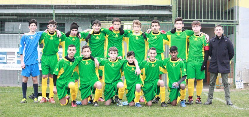 Allievi Under 17 Provinciali, gli Highlights di Taggia-Ventimiglia 1-4