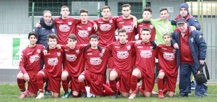 Allievi Under 17 Provinciali, il Ventimiglia supera il Taggia 4-1