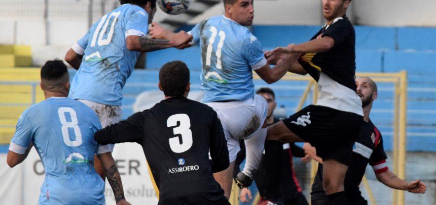 Gli Highlights di Sanremese-Bra 0-0