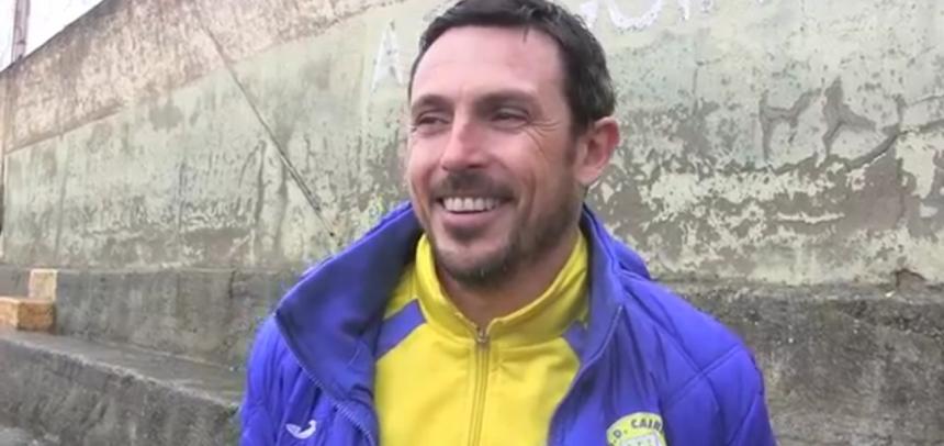 """Cairese, le parole di mister Solari dopo la vittoria con il Pietra Ligure:""""Contento della forza mentale della mia squadra"""""""