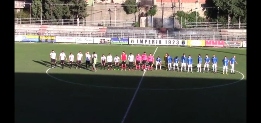 Gli Highlights di Imperia-Rapallo 3-2