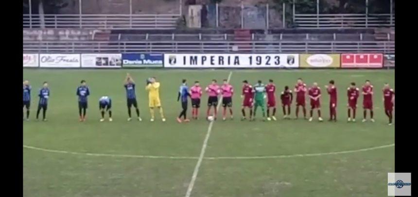 Gli Highlights di Imperia-Ventimiglia 1-0 by Dilettantissimo