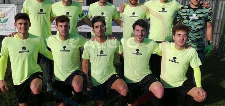 """Taggia, Guirat Mouez ancora decisivo contro l'Arenzano:""""Dedico il gol alla squadra"""""""