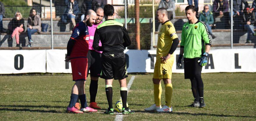 Gli Highlights di Cervo FC-Camporosso 0-1