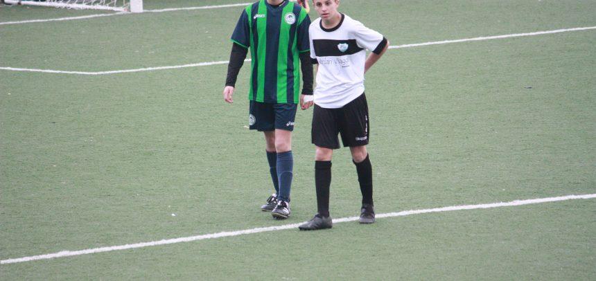 Allievi Regionali Fascia B – Sanremese, il gol di Riccardo Coccoluto contro il Legino
