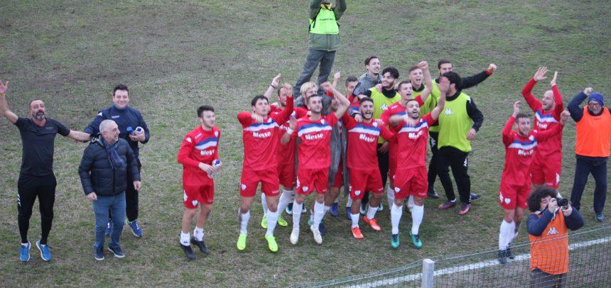 Derby spettacolo: la Sanremese stende il Savona 2-0 con i gol di Spinosa e Molino