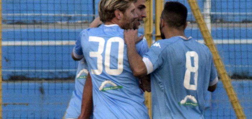 Gli Highlights di Sanremese-Lavagnese 2-1