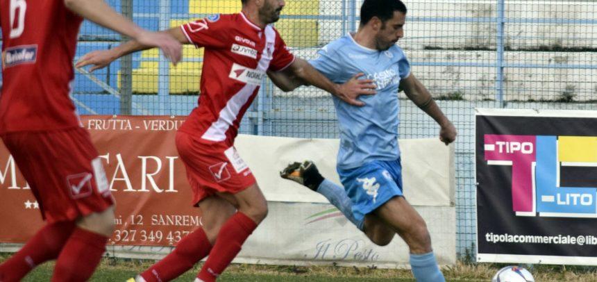 Gli Highlights di Sanremese-Mantova 0-1