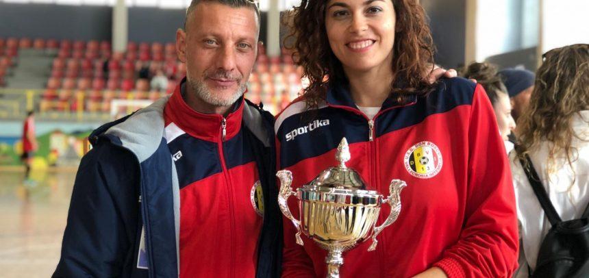 Calcio a 5 femminile, il Don Bosco Vallecrosia Intemelia si piazza terzo in Coppa Italia: Spezia battuto 6-4
