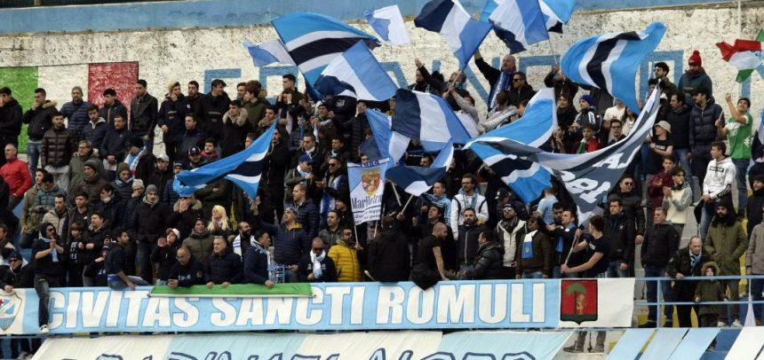 Sanremese-Savona 2-0: le foto dalla Gradinata Nord
