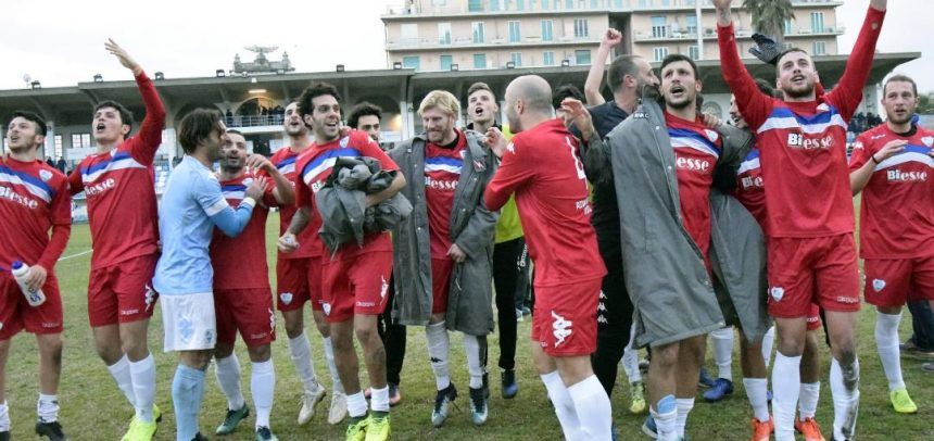 Gli Highlights di Sanremese-Savona 2-0