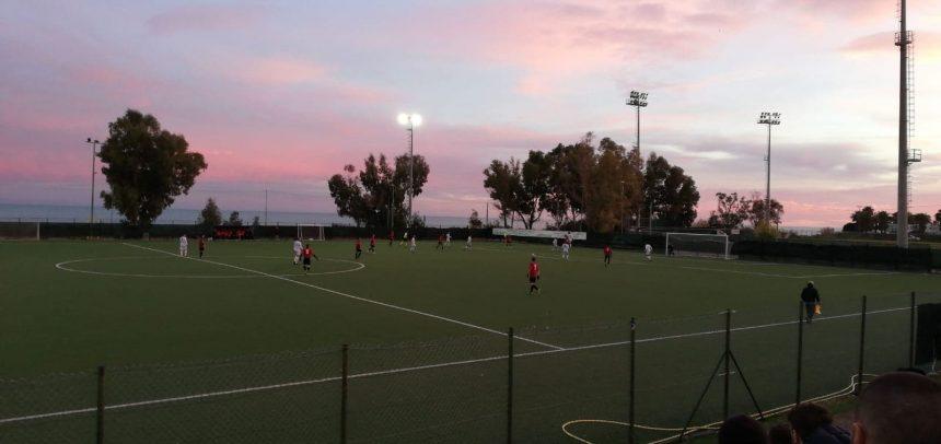 Carlin's Boys-Atletico Argentina, fine primo tempo 1-1: due rigori e un espulso