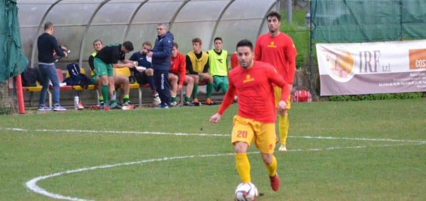 [Video] Taggia, il gol di Alessio Cuneo contro il Legino