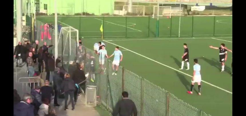 [Video] Juniores Nazionali, momenti di tensione in Sanremese-Ligorna