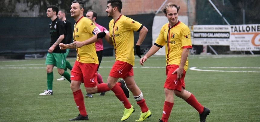 Gli Highlights di Dianese&Golfo-Sanstevese 5-1