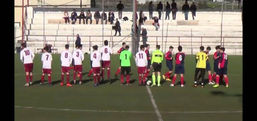 Allievi Under 17, gli Highlights di Ventimiglia-Dianese&Golfo