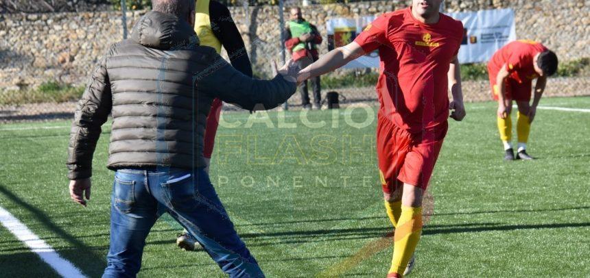 """Taggia, per Alessio Cuneo una doppietta contro la Dianese&Golfo:""""Contento per il ritorno al gol di Rovella e un plauso a Pinasco per la prestazione"""""""