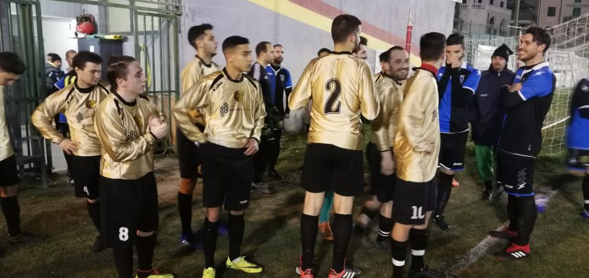 Gli Highlights di Taggia B-Carlin's Boys 1-3