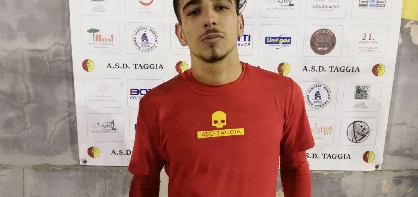 Calciomercato, Mouez Guirat pronto a dire addio al Taggia