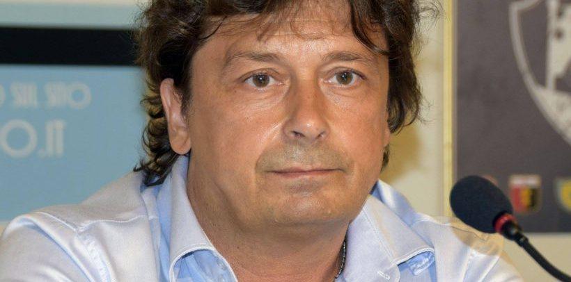 """Clamoroso al """"Comunale"""", la Polizia allontana dallo stadio il patron Marco Del Gratta:""""Adesso basta, a dicembre vendo il club"""""""
