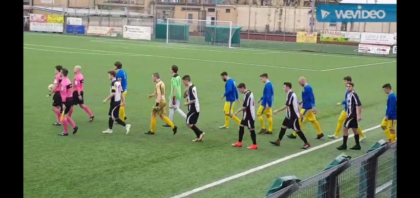Gli Highlights di Rapallo Ruentes-Albenga 2-3