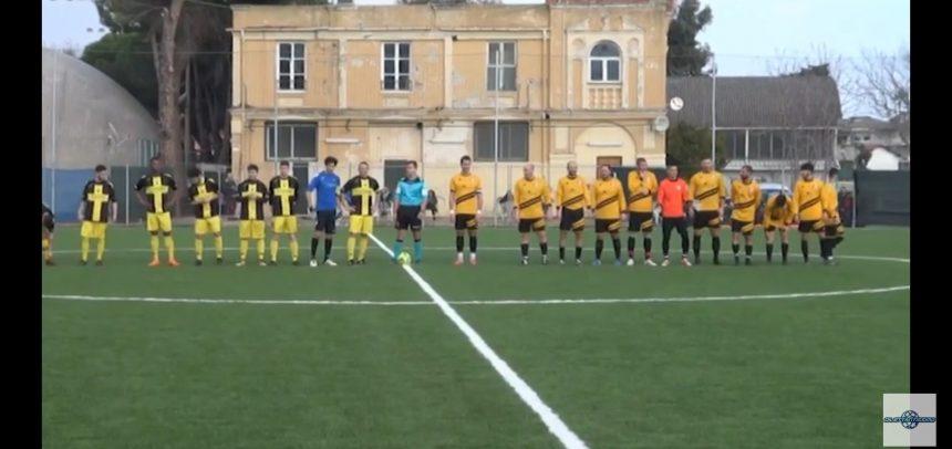 Gli Highlights di Cervo-Don Bosco Vallecrosia Intemelia 2-2