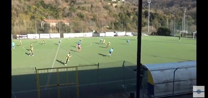 Gli Highlights di Busalla-Pietra Ligure 0-2 by Dilettantissimo
